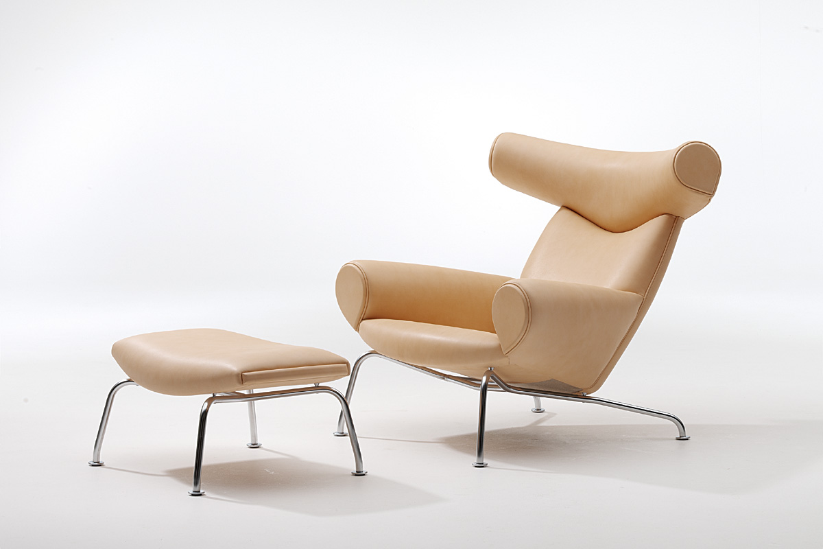 Zon International: Soft seating: EJ 100 Ox Chair